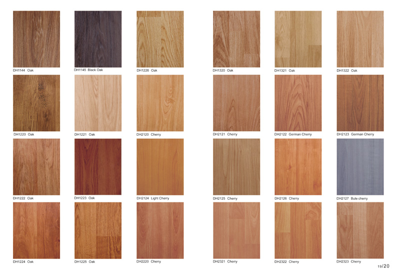 Kitchen Wood Floor Colors