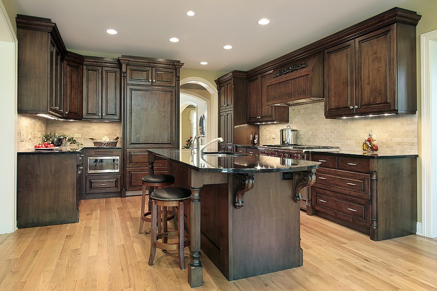 Contact us laminate flooring quotes for Kitchen cabinets quotation